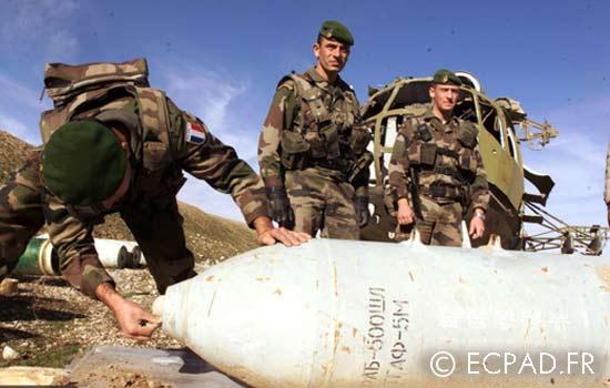 1er REG - 1 REG - 1st REG - Afghanistan - 2001