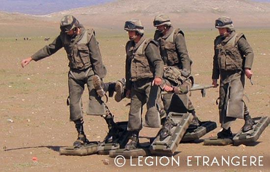 1er REG - 1 REG - 1st REG - Afghanistan