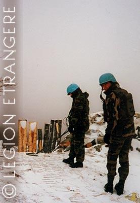 6e REG - 6 REG - 6th REG - ex-Yugoslavia - 1995