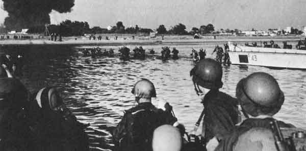 1er REP and Suez Crisis 1956