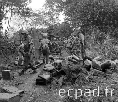 1er BEP - 1 BEP - 1st BEP - Indochina - 1951