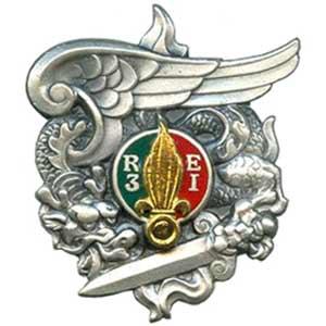 Parachute Company of 3e REI insignia