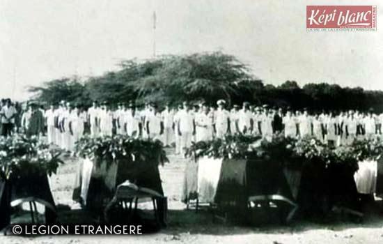 GOLE - Funeral - Accident - Djibouti - 1976
