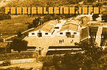 Section d'Epreuve - Legion - Corte