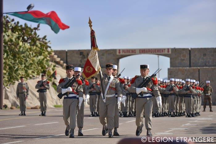 2e REP: 50 years at Calvi, Corsica