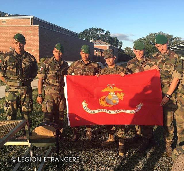 Foreign Legion - Legionnaires - Bold Alligator - 2017