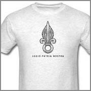 Legio Patria Nostra - Foreign Legion Etrangere - Tee - T-shirts