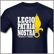 Foreign Legion Etrangere - Legio Patria Nostra - Tee - T-shirts