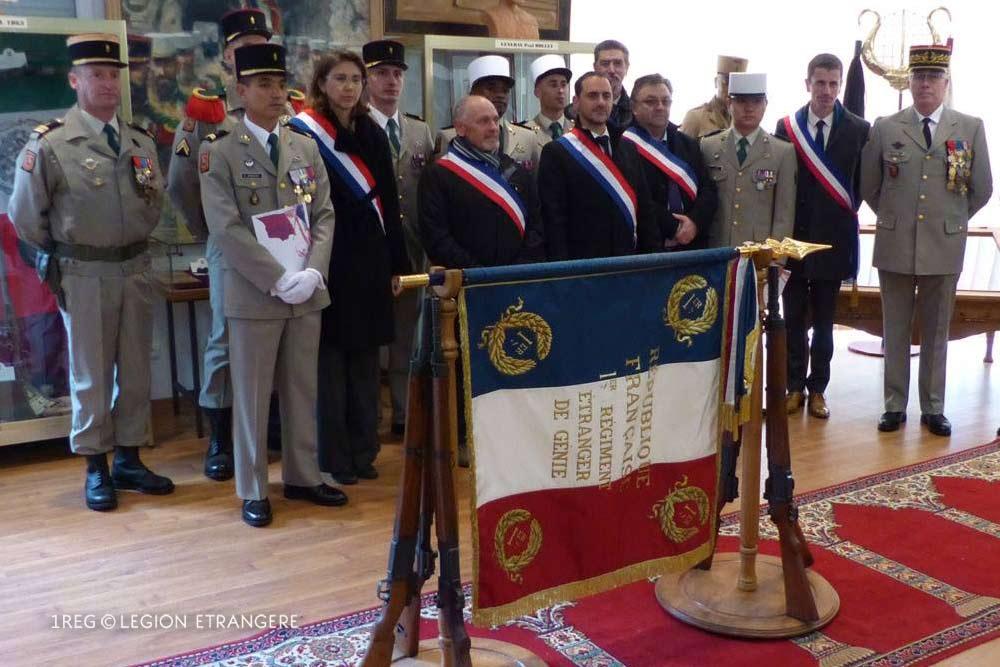 1er REG - 1 REG - Sainte Barbe - Laudun - 2017