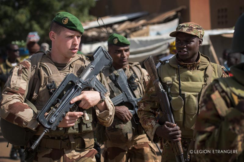13e DBLE: Operation Barkhane in Mali 2018