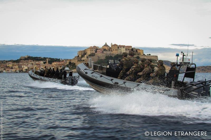 2e REP - 2 REP - Sea Rib Aluminium Boats - Calvi