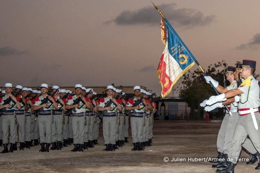 13e DBLE - 2nd Company - Djibouti - 2020