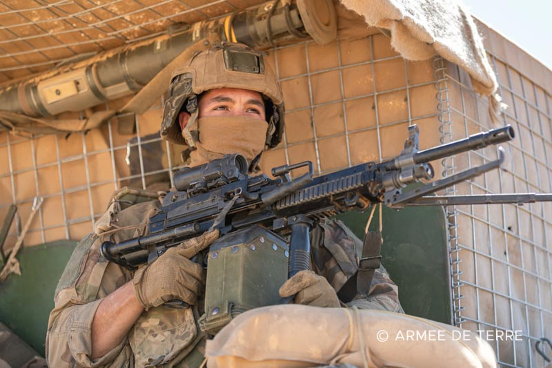 2e REP - Operation Barkhane - Mali - 2020
