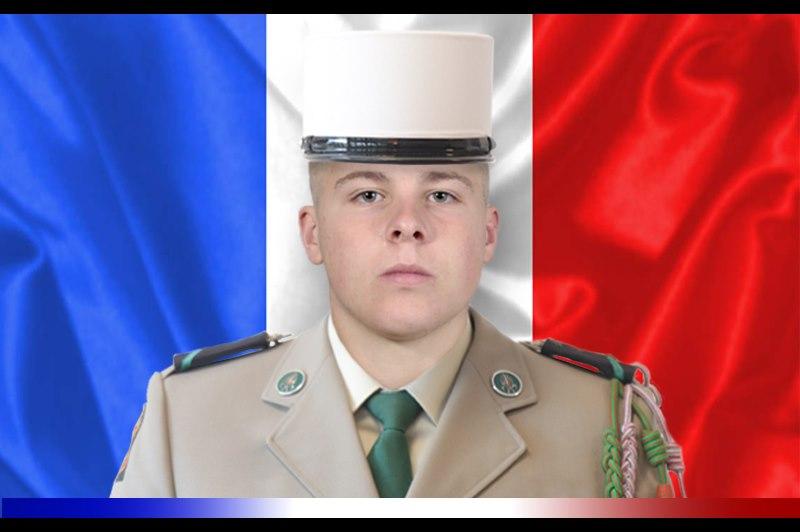 Dmytro Martynyouk - Foreign Legion - 1st Rec - 1 REC - 1er REC