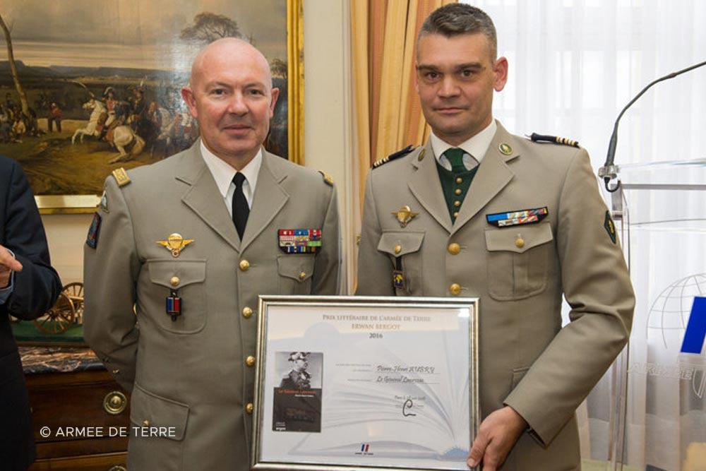 CEMAT - Lieutenant Colonel Pierre-Henri Aubry