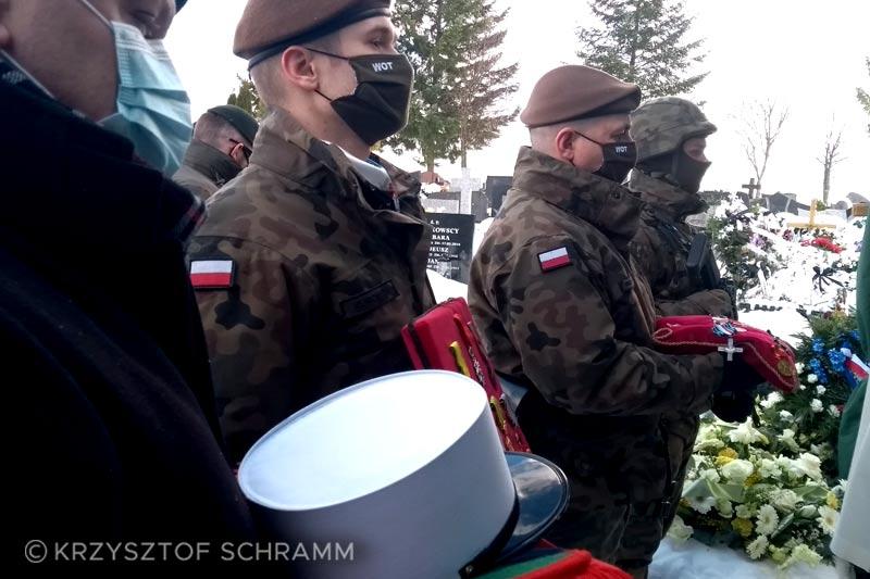 Zygmunt Jatczak - Funeral - JWK