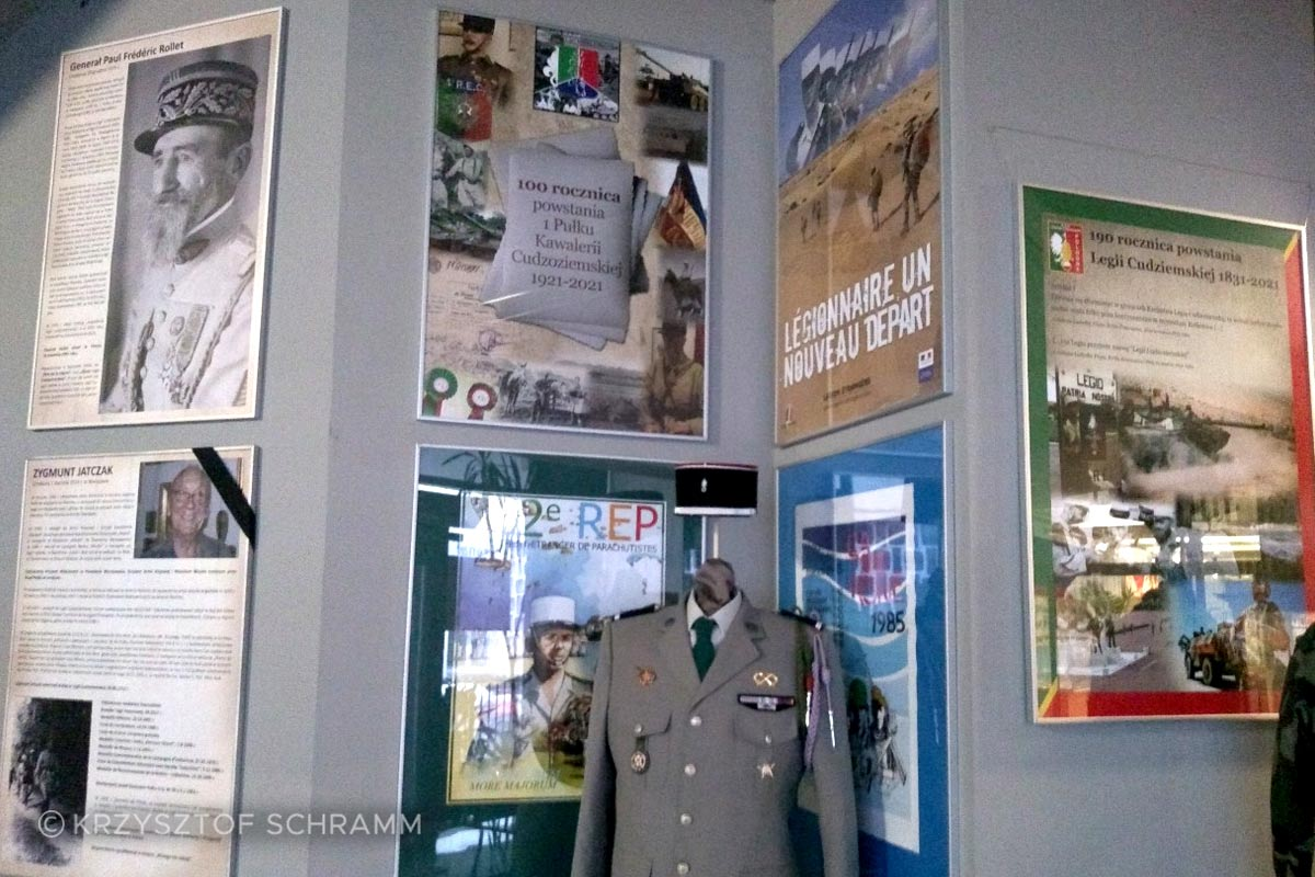 2021 Foreign Legion Exhibition in Poznan
