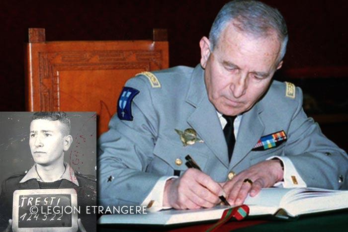 Foreign Legion: 2021 Camerone Day - General Vittorio Tresti