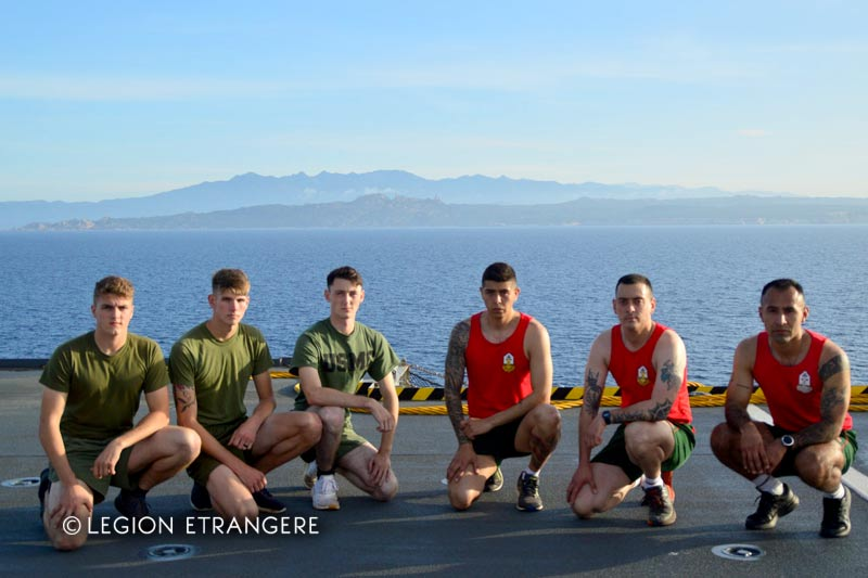 13e DBLE: Exercise with VBMR Griffons - U.S. Marines