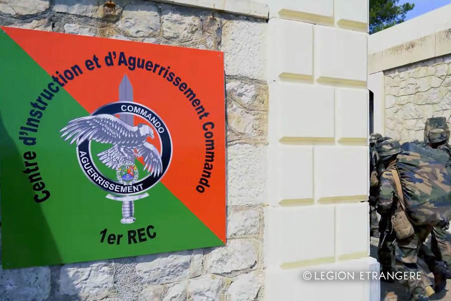 1er REC: 2021 Commando Training Center - CIAC