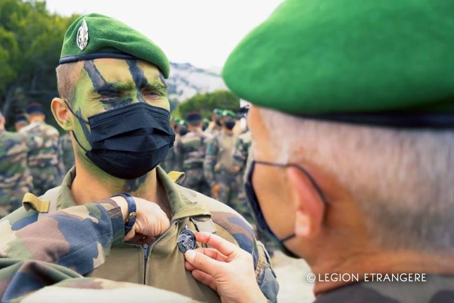 1er REC: 2021 Commando Training Center - CIAC - General Bechon
