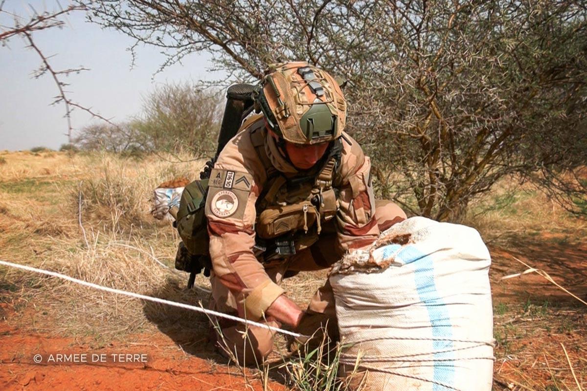 2e REG: 2021 Mine detection in Mali