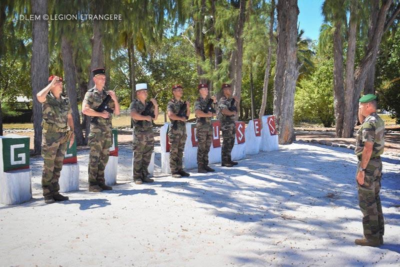 DLEM Mayotte Detachment in August 2021: Glorioso Islands - Lieutenant Colonel Axel Girard