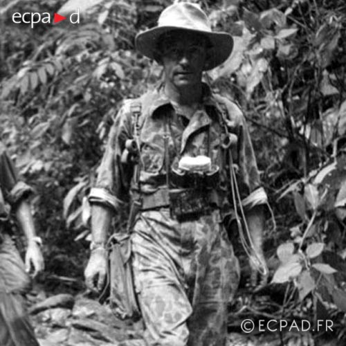 Yvon Coat - 2e BEP - 2 BEP - Foreign Legion Etrangere - Nghia Lo - Indochina - 1951
