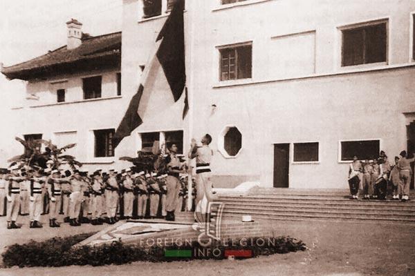 Bach Mai - 2e BEP - 2 BEP - Hanoi - Indochina - 1952