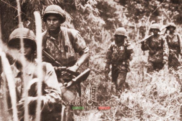 Hoa Binh - Foreign Legion Etrangere - Indochina - 1952