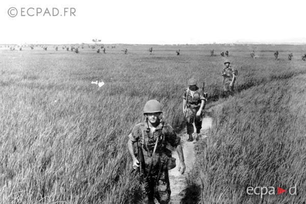 Operation Brochet - 2e BEP - 2 BEP - Foreign Legion Etrangere - Indochina - 1953