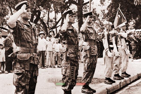 Georges Masselot - 2e BEP - 2 BEP - Foreign Legion Etrangere - Hanoi - Indochina - 1954