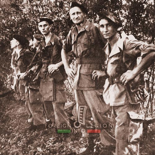 2e BEP - 2 BEP - Foreign Legion Etrangere - Indochina - 1955