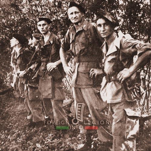 2e BEP - 2 BEP - Foreign Legion Etrangere - Indochina - 1955