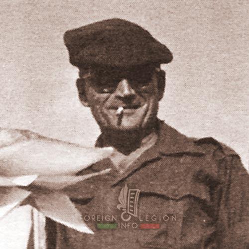 Paul Dussert - 2e BEP - 2 BEP - Foreign Legion Etrangere