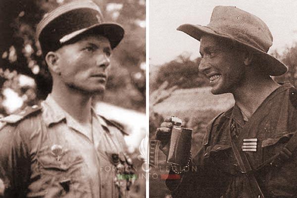 Rémy Raffalli - 2e BEP - 2 BEP - Foreign Legion Etrangere - Indochina - 1951-52