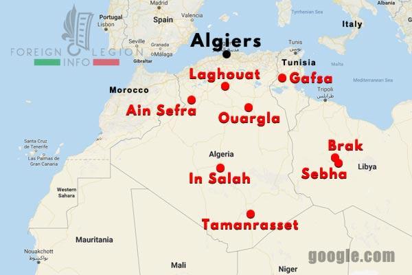 2 CSPL - Saharan Company - Compagnie Saharienne - Foreign Legion Etrangere - 1946-54