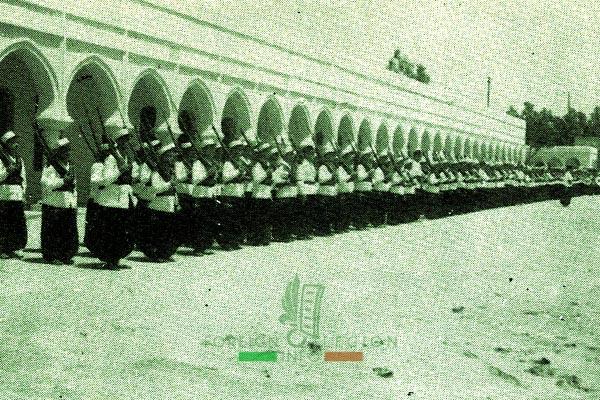 2e CSPL - 2 CSPL - Quartier Marquerite - Laghouat - Algeria - Foreign Legion Etrangere - 1953