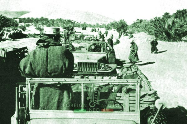 2e CSPL - 2 CSPL - Dodge - Operation - Algeria - Foreign Legion Etrangere - 1959