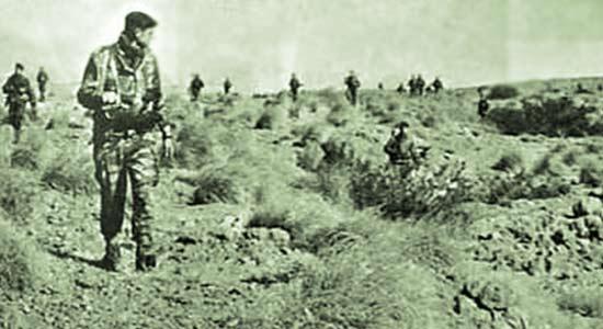 2e CSPL - 2e REC - Bou Kahil - 1961