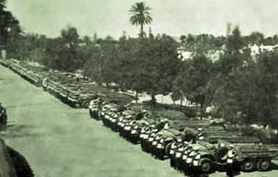 2e CSPL - Camerone 1959 - Laghouat