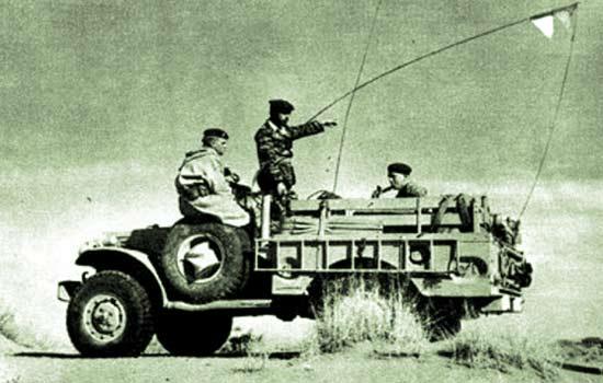 2e CSPL - Sahara - Dodge 4x4