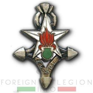 2e CSPL insigne insignia