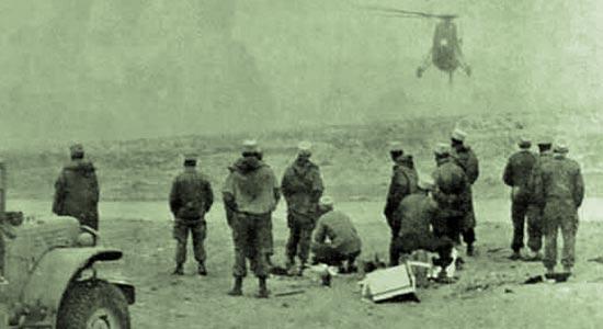 2e CSPL - Djelfa - Algerian war