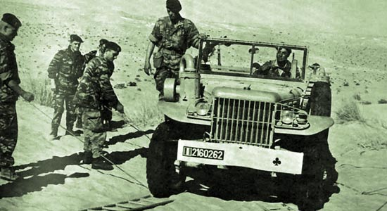 2e CSPL - Sahara - Dodge