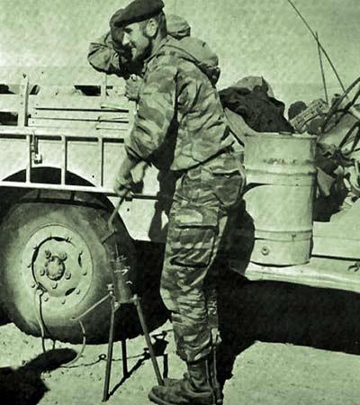 2e CSPL - Sahara - Dodge - repairing