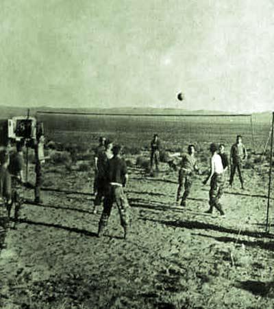 2e CSPL - Sahara - Tadjmout - sports