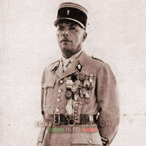 2e REC - 2 REC - Foreign Legion - Legion Etrangere - 1939 - Morocco - Charles Farine