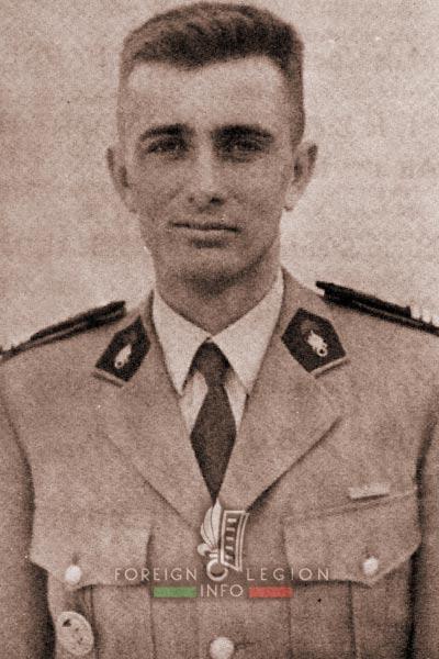 2e REC - 2 REC - Foreign Legion - Legion Etrangere - 1959 - Pierre Guyot