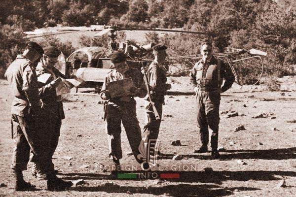 2e REC - 2 REC - Foreign Legion - Legion Etrangere - 1960 - Algeria - Battle - Gadet Meglires